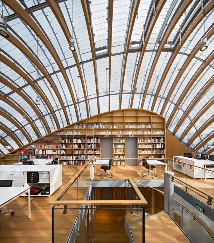 Foundation Pathé by Renzo Piano
