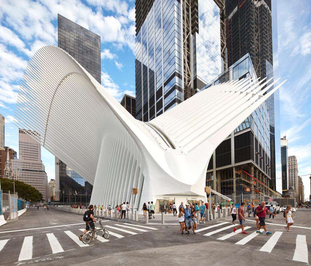 Oculus by Santiago Calatrava